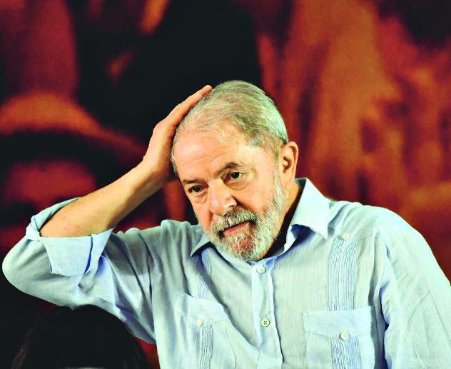 Presidente do PT diz duvidar que STF impeça prisão de Lula a tempo https://t.co/6qDDoaBgsI