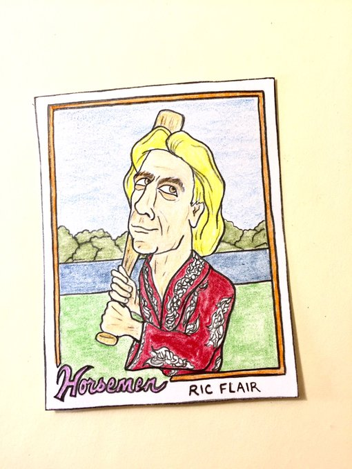 Wishing a very happy 69th birthday to Nature Boy Ric Flair!