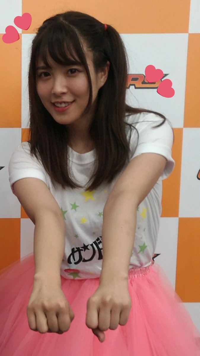 23歳の小峯愛未