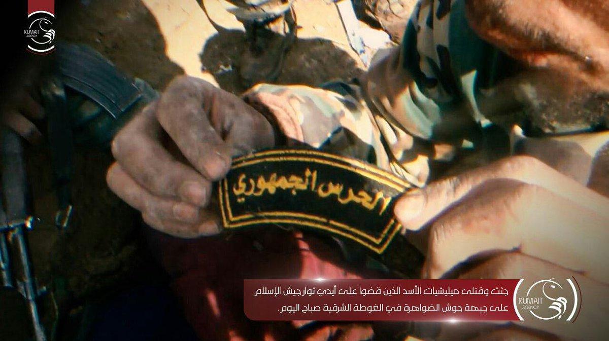 Guerre Civile en Syrie ( LISEZ LE PREMIER POST ! ) - Statut spécial  - - Page 14 DW4DjMgW0AUHGix