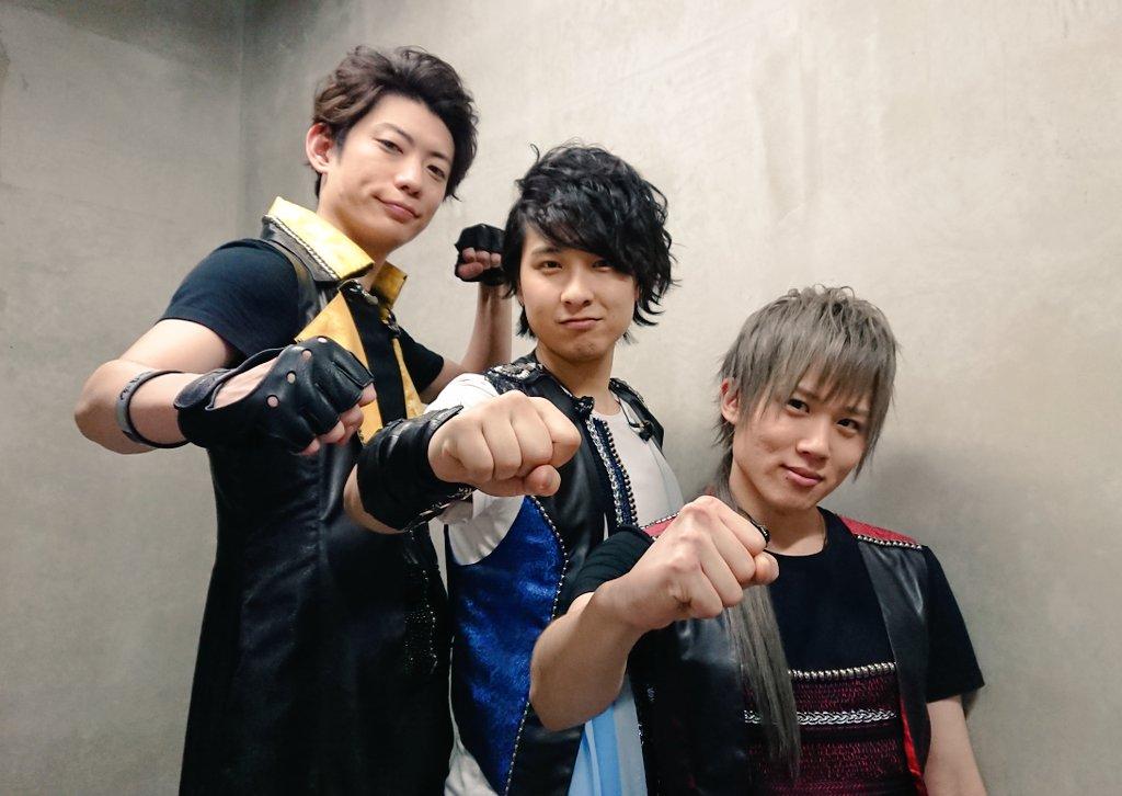 仙台2DAYSありがとうございました!タケルの故郷でソロを歌うことができて本当に良かったです!THE 虎牙道は次のステージ、福岡でも暴れてやりますよ!!かかってこい! #sideM3rd