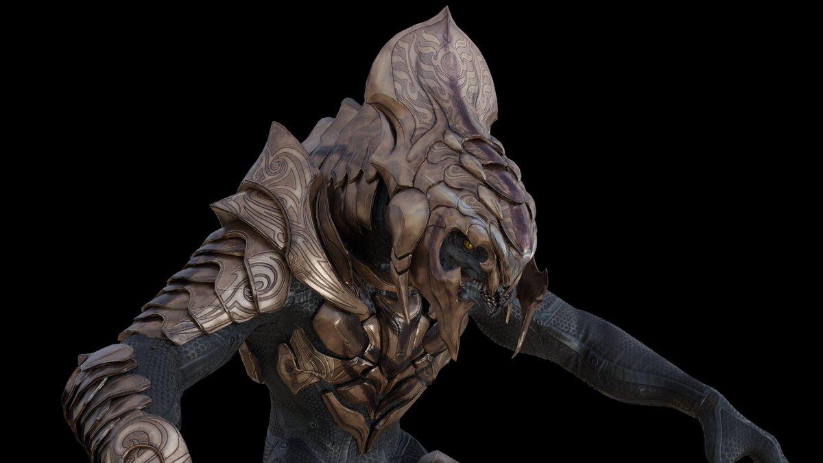 Interesting moment Halo arbiter armor not simple