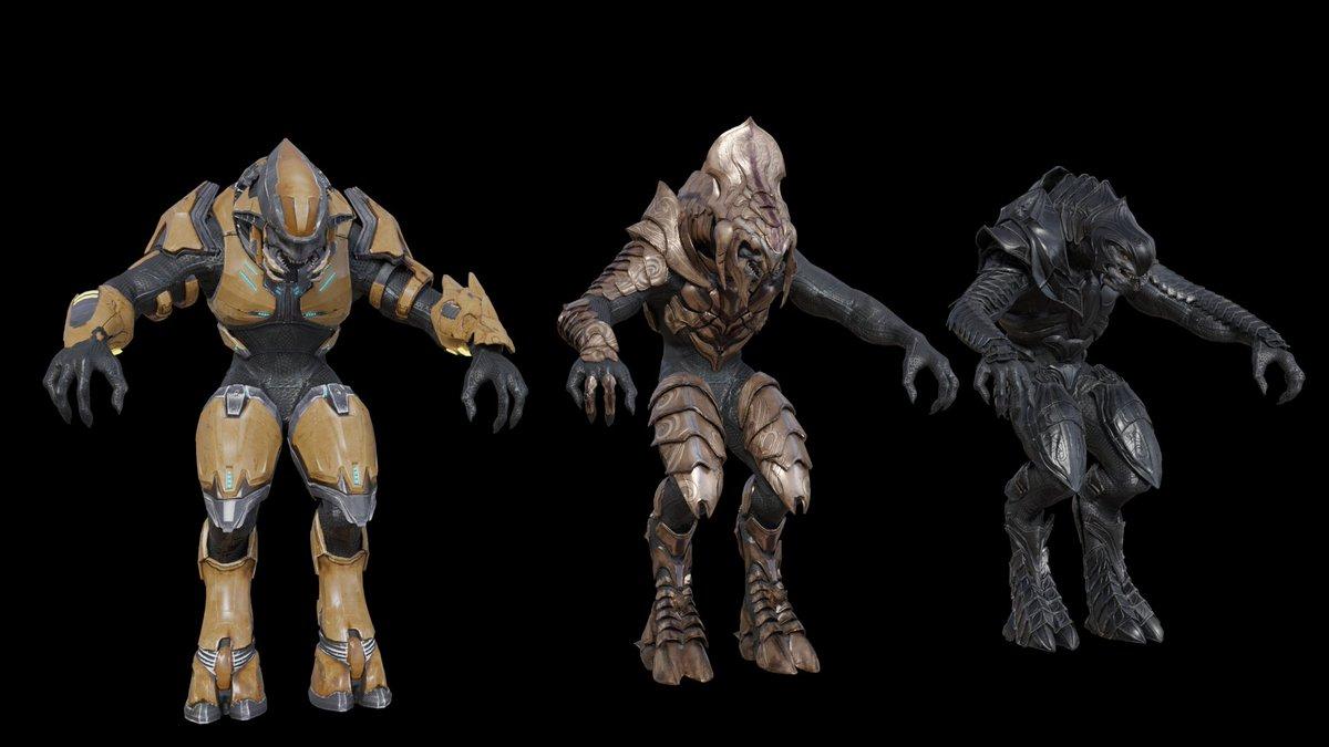 Halo arbiter armor