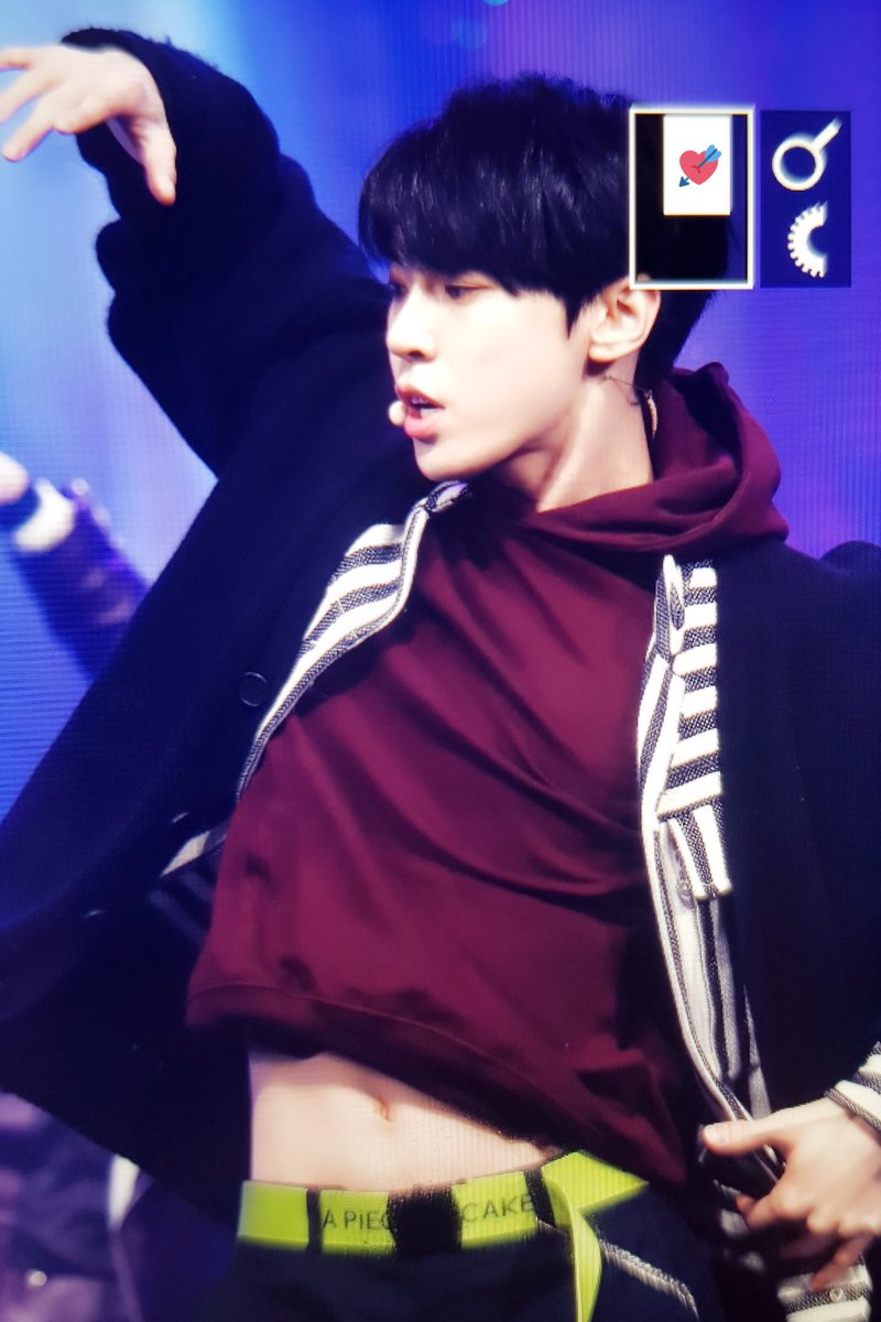 Doyoung has a cute belly button https://...