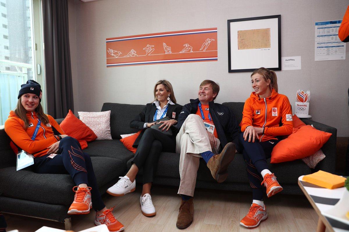 """test Twitter Media - """"Wat een geweldige prestatie van ons #TeamNL! We zijn trots op alle deelnemers en kijken er naar uit de medaillewinnaars te ontvangen op Paleis Noordeinde"""" – WA en Máxima https://t.co/mzu2hcTnjt https://t.co/tAnkHIKJfG"""