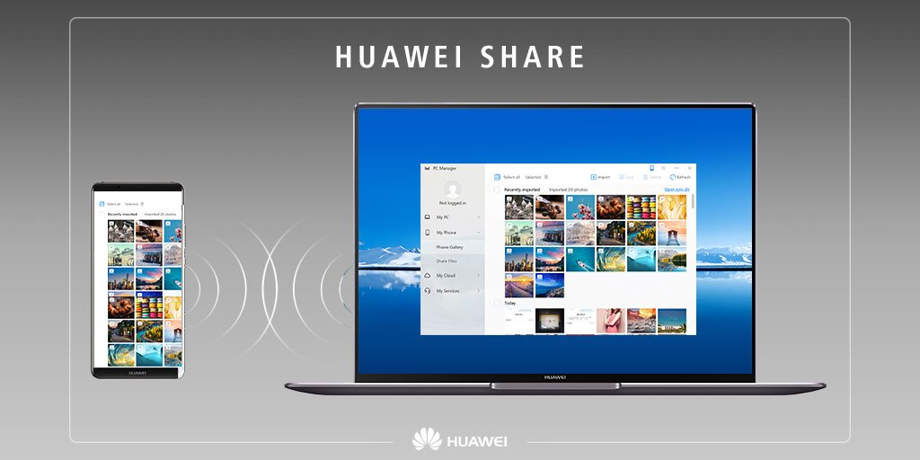 Huawei Share Pc