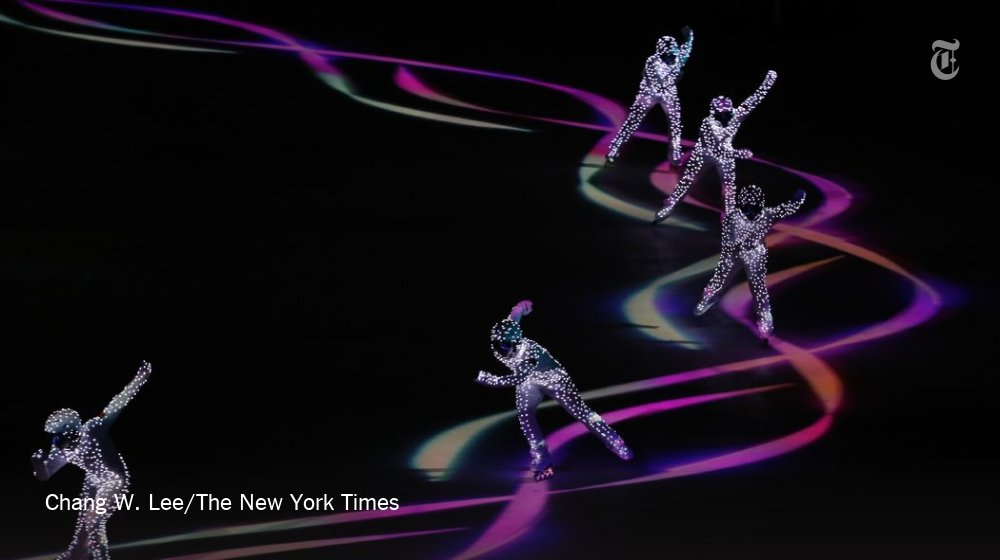The 2018 Winter Olympics came to a close. But not before a few more medals, and a massive dance party. https://t.co/ACZuBb1Hwe