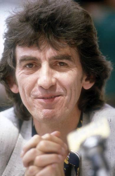 Happy birthday George Harrison ! 25.02.1943 - 29.11.2001