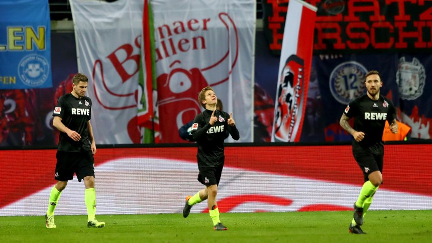 Spiel gegen Leipzig gedreht: Köln zieht mit dem HSV gleich https://t.co/LjhrXYTRty