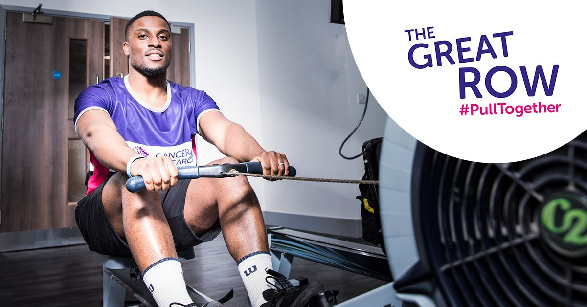Sign up to take on The Great Row as an individual, or as part of a team, and #PullTogether to beat cancer this March! 🚣 Head to our website to sign up: https://t.co/QGwNWJ87lF