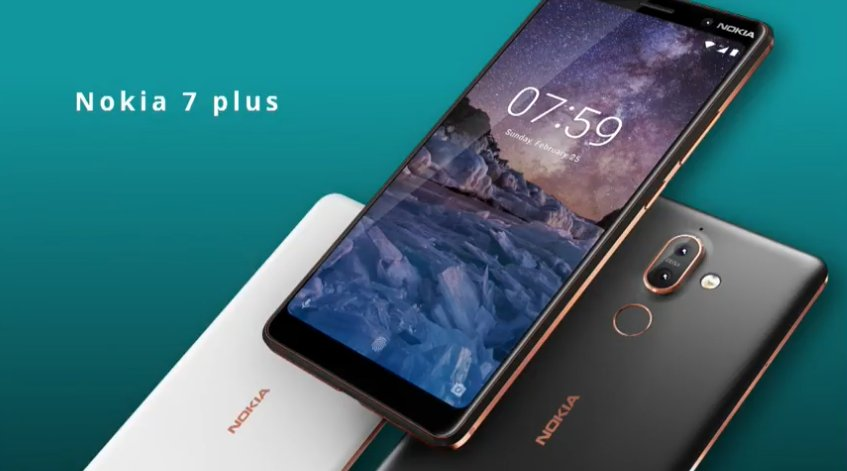 Nokia 7 Plus Features, Specifications, Price and Release Date.