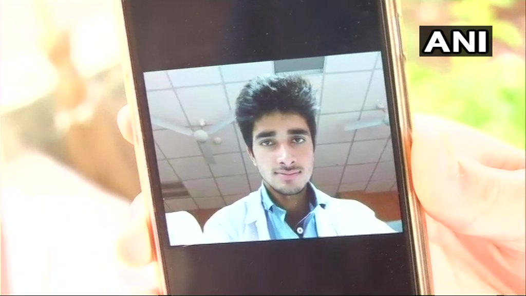Odisha: A 23-year-old Kashmiri student missing from All India Institute of Medical Sciences (AIIMS), Bhubaneswar since February 9. Police say his last location was traced to Kolkata.