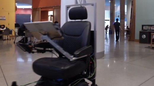 自律走行が本当に必要なのは、クルマではなく「車椅子」だ──ある四肢麻痺のアーティストからの提言 https://t.co/qAJlu53MaF
