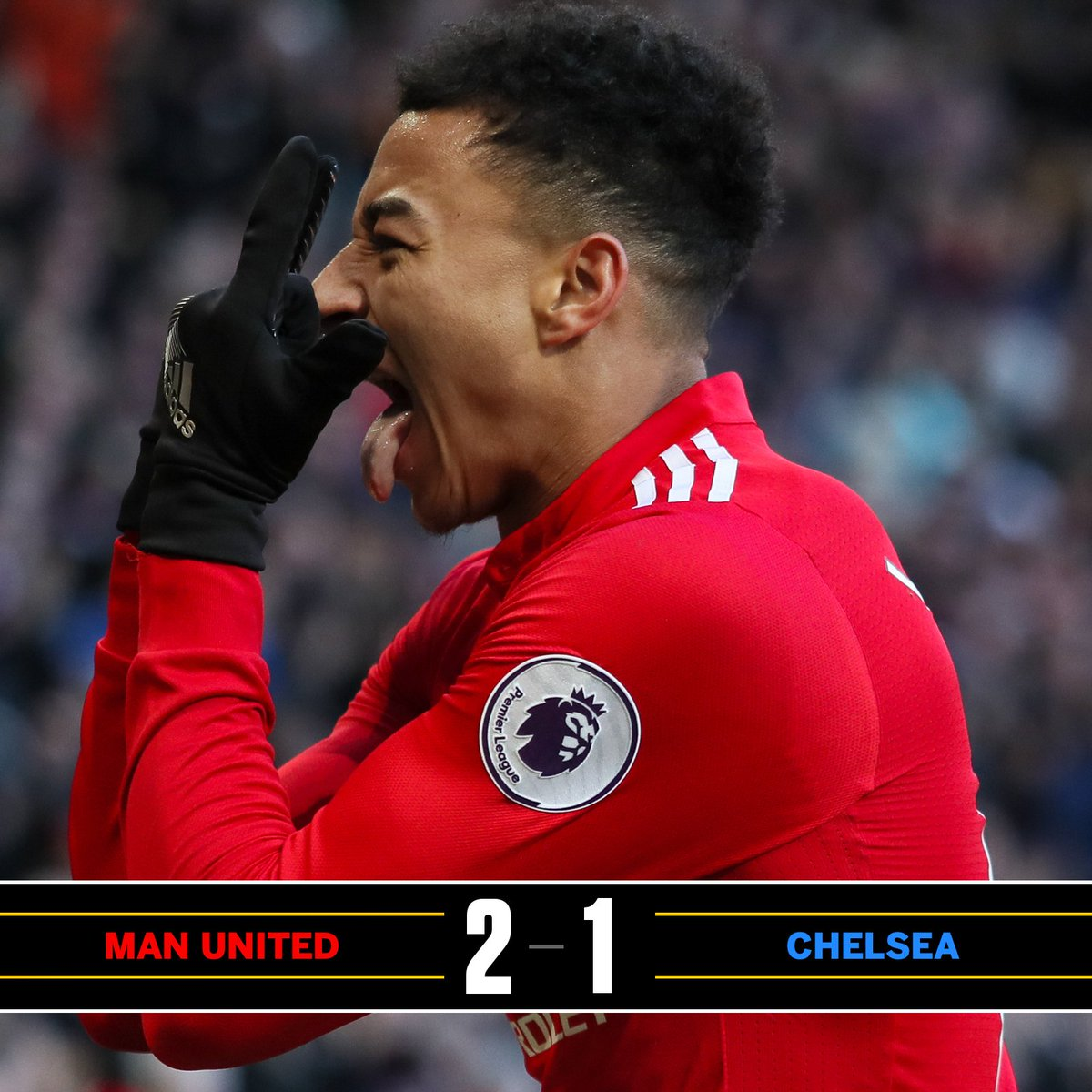 Romelu Lukaku and Jesse Lingard both score as Manchester United come from behind to win!