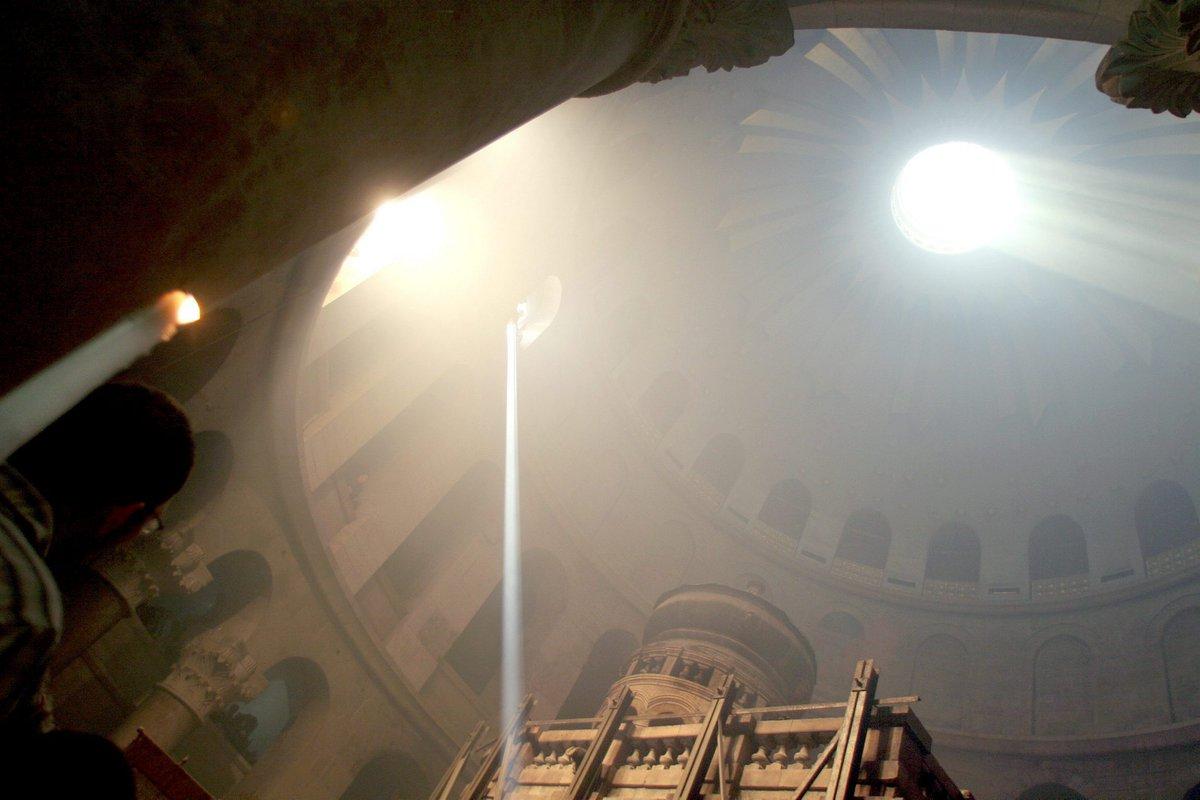Gerusalemme. Le Chiese cristiane chiudono per protesta il Santo Sepolcro contro misure fiscali di Israele. https://t.co/Hu19CpCCh5