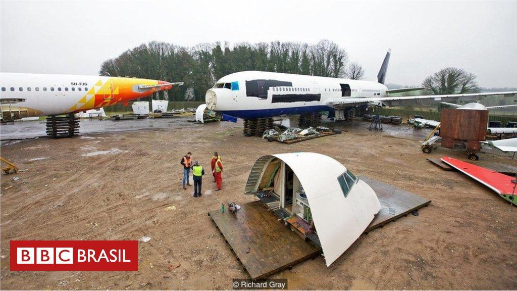 #ArquivoBBC O lugar para onde os aviões vão para 'morrer' https://t.co/Pux4bs2FaG