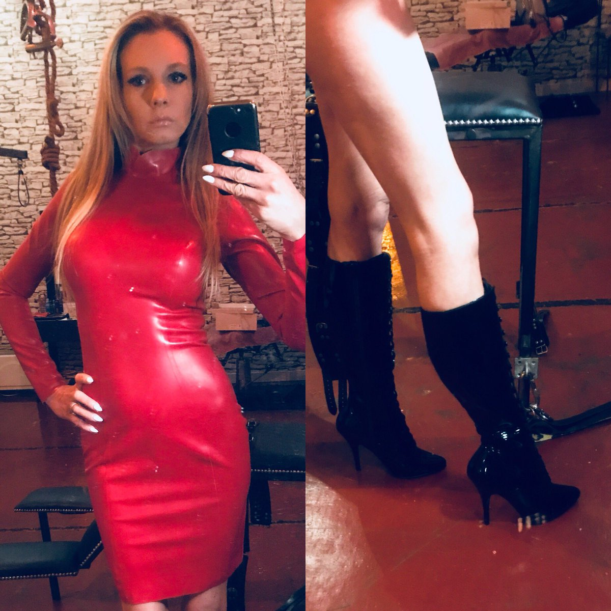 boots femdom Dress