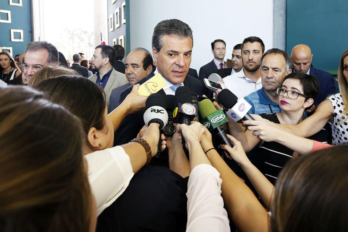 A Lava Jato atinge o governo de Beto Richa no Paraná: https://t.co/Ln3CE62gKL