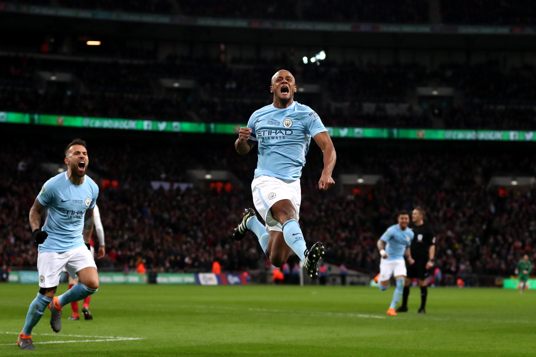 Video: Arsenal vs Man City 0-3 Highlights - Carabao Cup - 25 February 2018