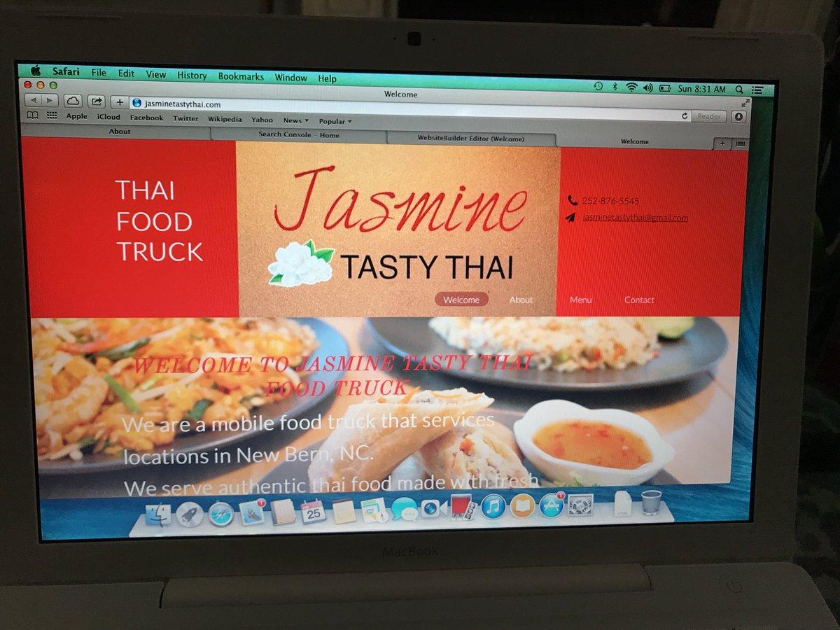 Jasmine Tasty Thai Jasminetastyth Twitter