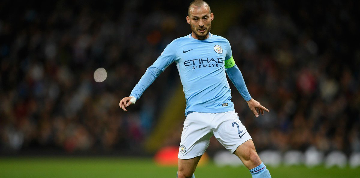David Silva's updated CV:  🏆 🏆 🏆 League Cup  🏆 FA Cup  🏆🏆 Premier League  🏆 Copa del Rey  🏆 World Cup 🏆 🏆 European Championship   The Spanish magician. 👑