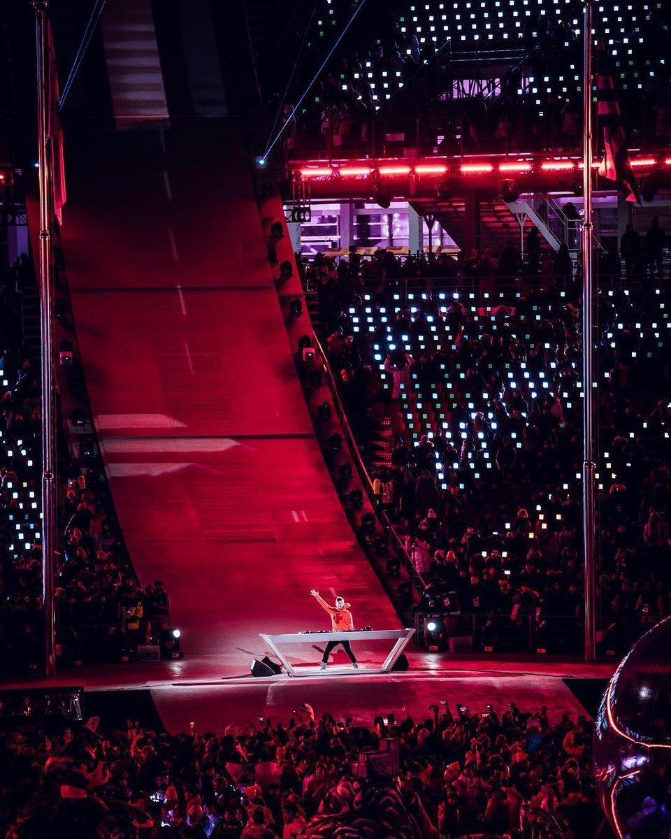 Never stop dreaming #PyeongChang2018 #Olympics