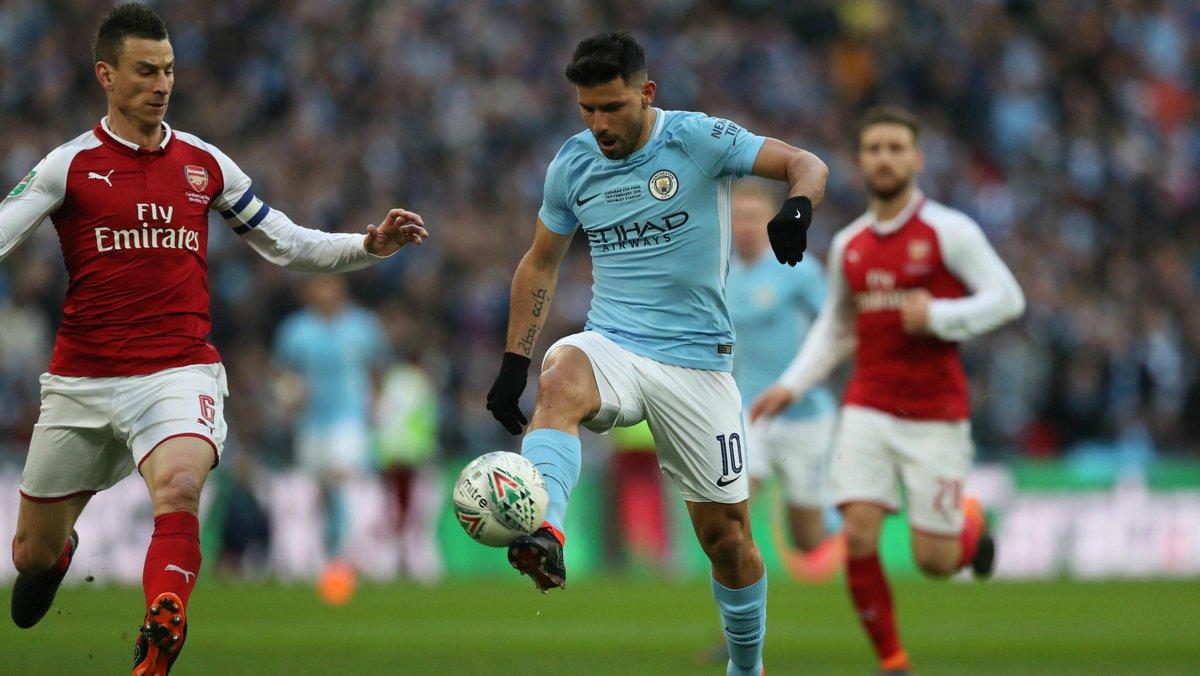 League Cup: Manchester City thrash Arsenal to hand Pep Guardiola his first English trophy https://t.co/TTi9ZmZldA #CarabaoCupFinal #ARSMCI