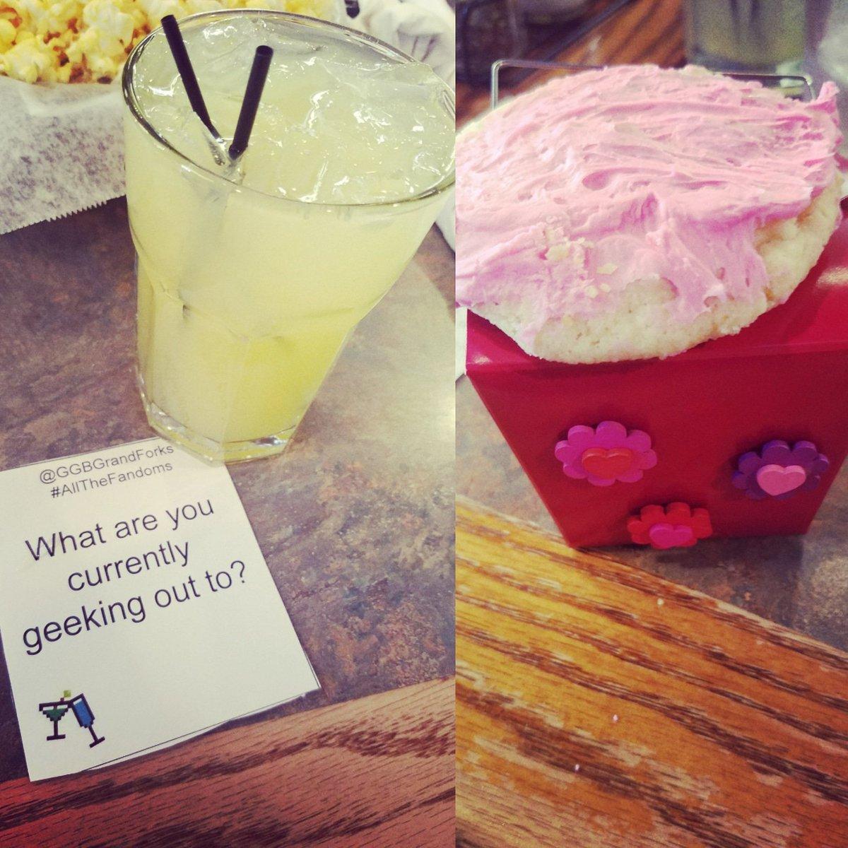 #geekgirlbrunch belated #galentinesday c...