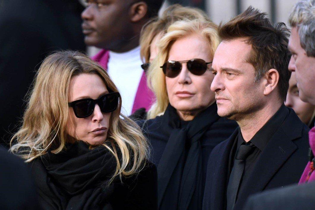 ALERTE INFO - Sylvie Vartan témoigne sur France 2: 'Je ne crois pas Johnny capable de déshériter ses enfants' https://t.co/0Y5Y2U434Z