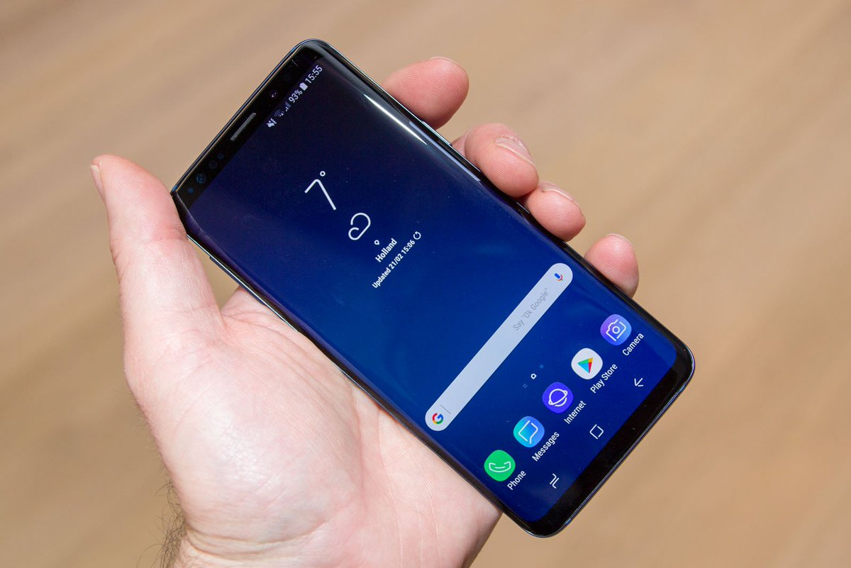 Compare the best Samsung Galaxy S9 and S9+ deals https://t.co/gXXyzKqAgR