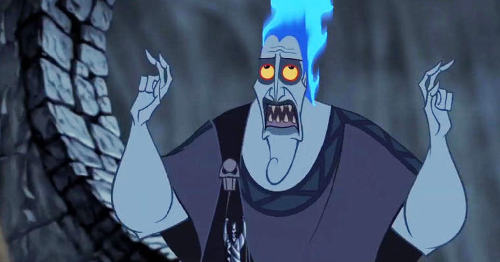 disney on quiz is this hades quote real or fake