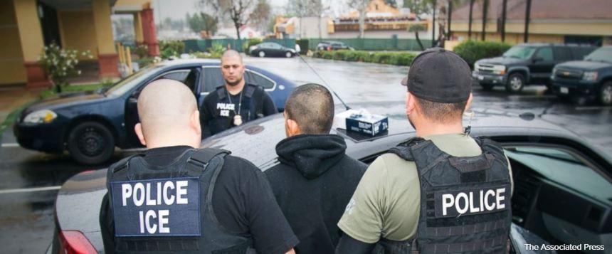 People arrested by U.S. deportation officers increasingly have no criminal backgrounds. https://t.co/UbifXkIcSG