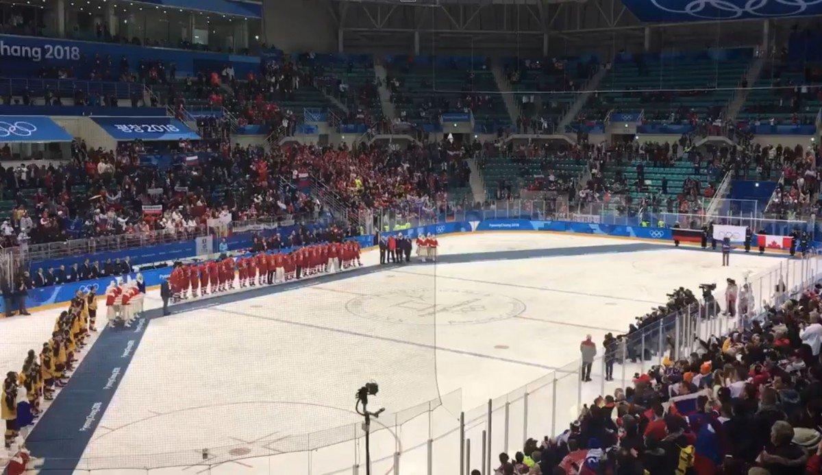 Hockey a Pyeongchang, gli atleti russi vincono e cantano l'inno contro le regole - https://t.co/qkE8DUMp4S #blogsicilianotizie #todaysport