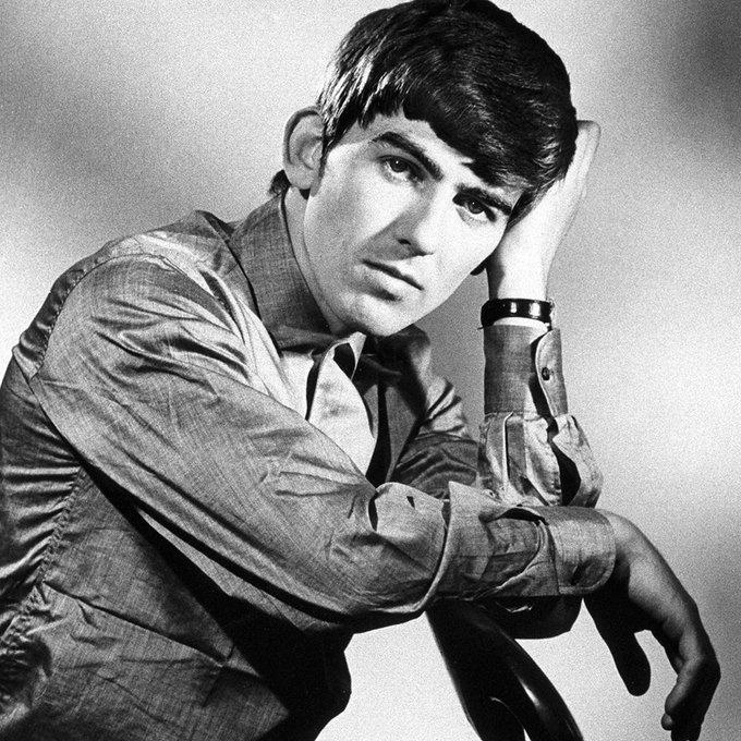 Happy Birthday to another true British legend, George Harrison