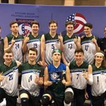 Image for the Tweet beginning: FCVC 18U Boys win GOLD