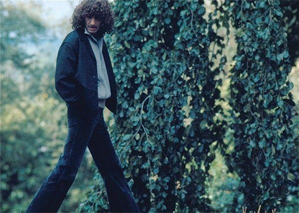 Happy birthday George Harrison! Mike Salisbury, 1979