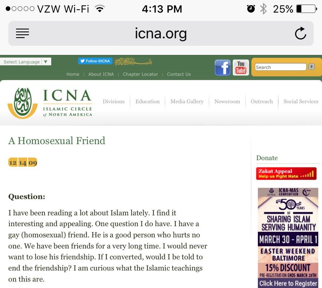Gay friends website