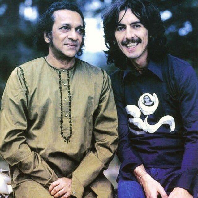 Happy 75th birthday George Harrison