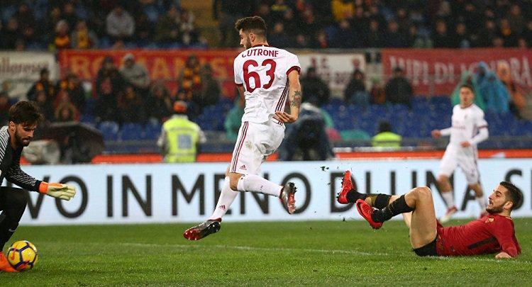 #ميلان يواصل صحوته ويفترس ذئاب #روما في...