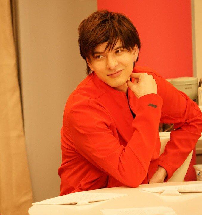 第12話コント収録時のオフショット! 城田優 さんの優しい微笑みをがっちりキャッチ♡ メンバーズオン