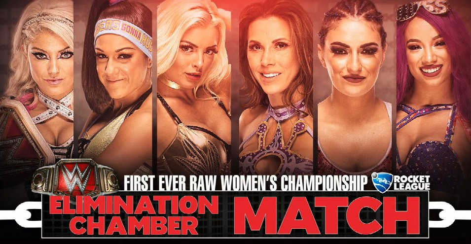 So the womens #WWEChamber match kicks off the PPV! I really, really hope these girls absolutely knock it out of the park. Prediction oclock, whove you got?!