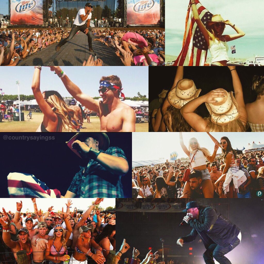 Im ready for summer country concerts 😍