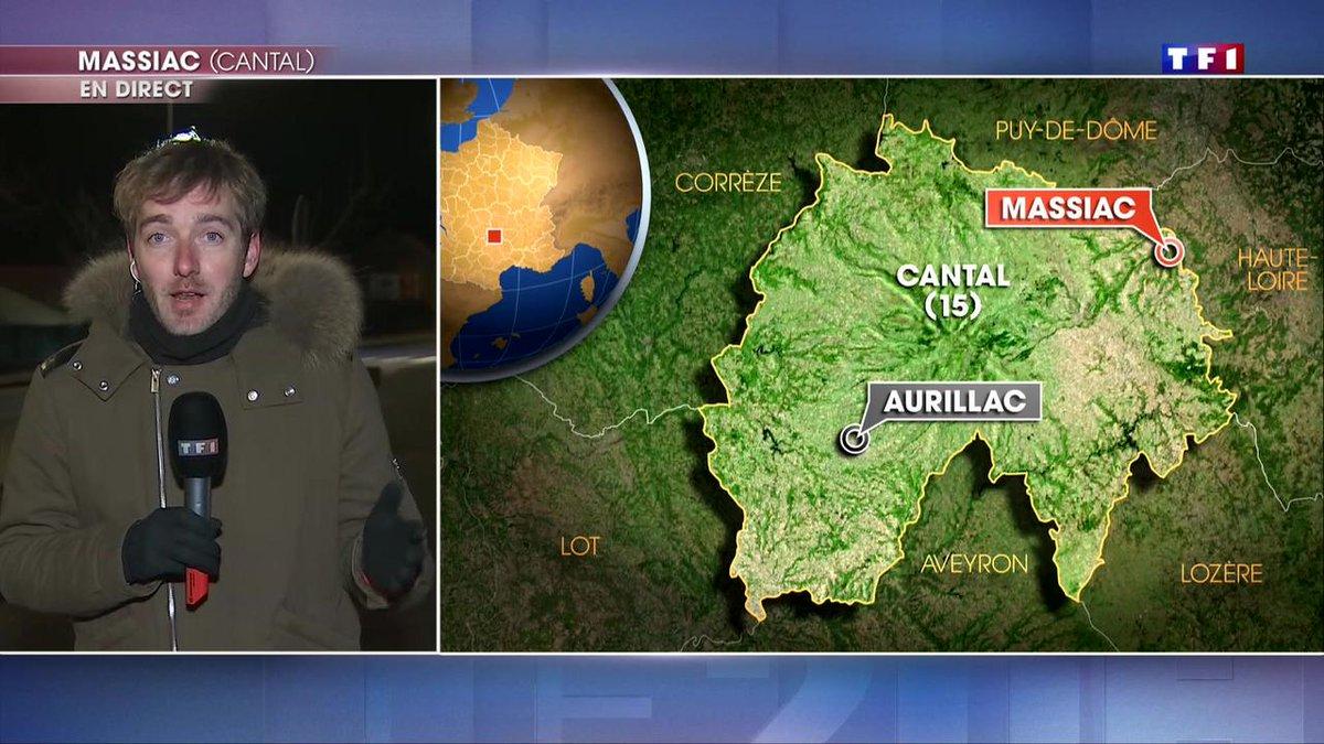 Grand froid : le Cantal va grelotter la semaine qui vient https://t.co/ycgslafcyV