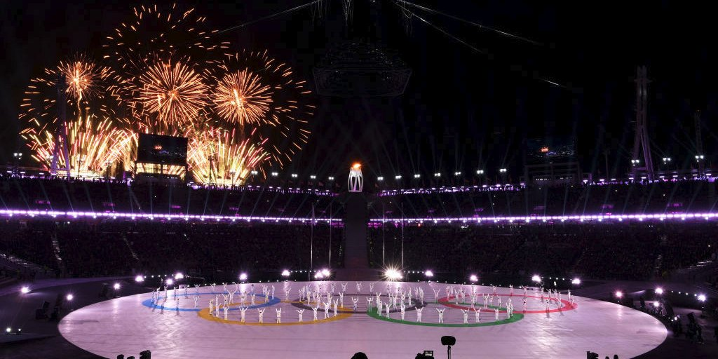 The Winter Olympics are now over — Here are the biggest moments from the closing ceremony https://t.co/ddpAbvEoGC