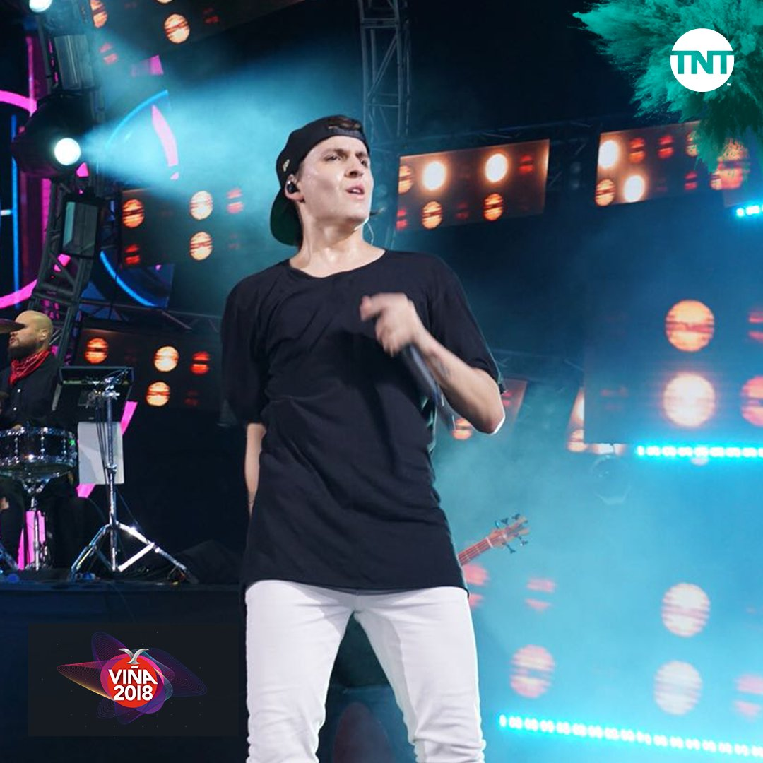 Christopher 💥❤💥  ¡HEART ATTACK #CNCOwners! #Viña2018