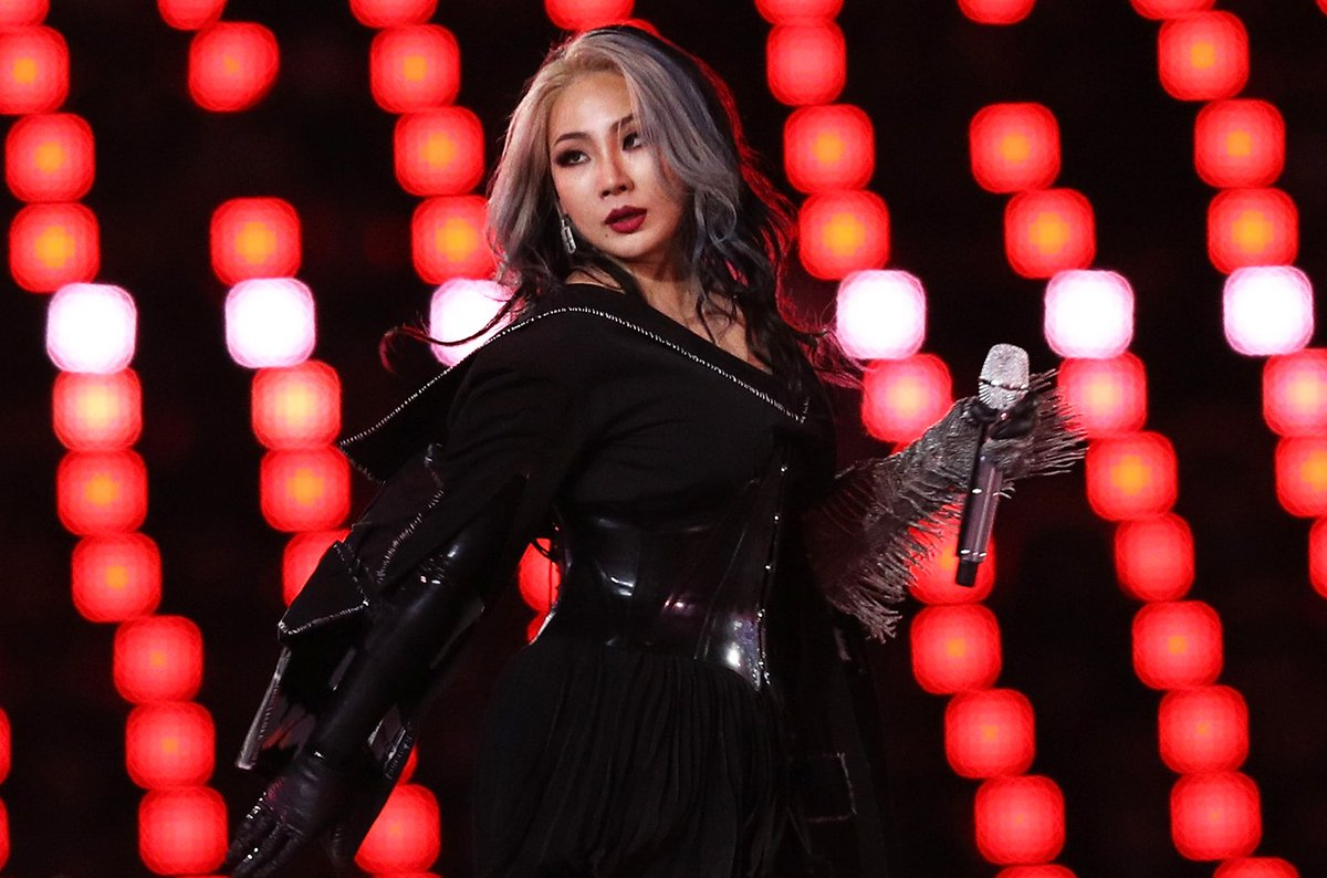 'It's an honor,' CL says of performing at the Pyeongchang 2018 Olympics closing ceremony https://t.co/UfnQN2bnTW
