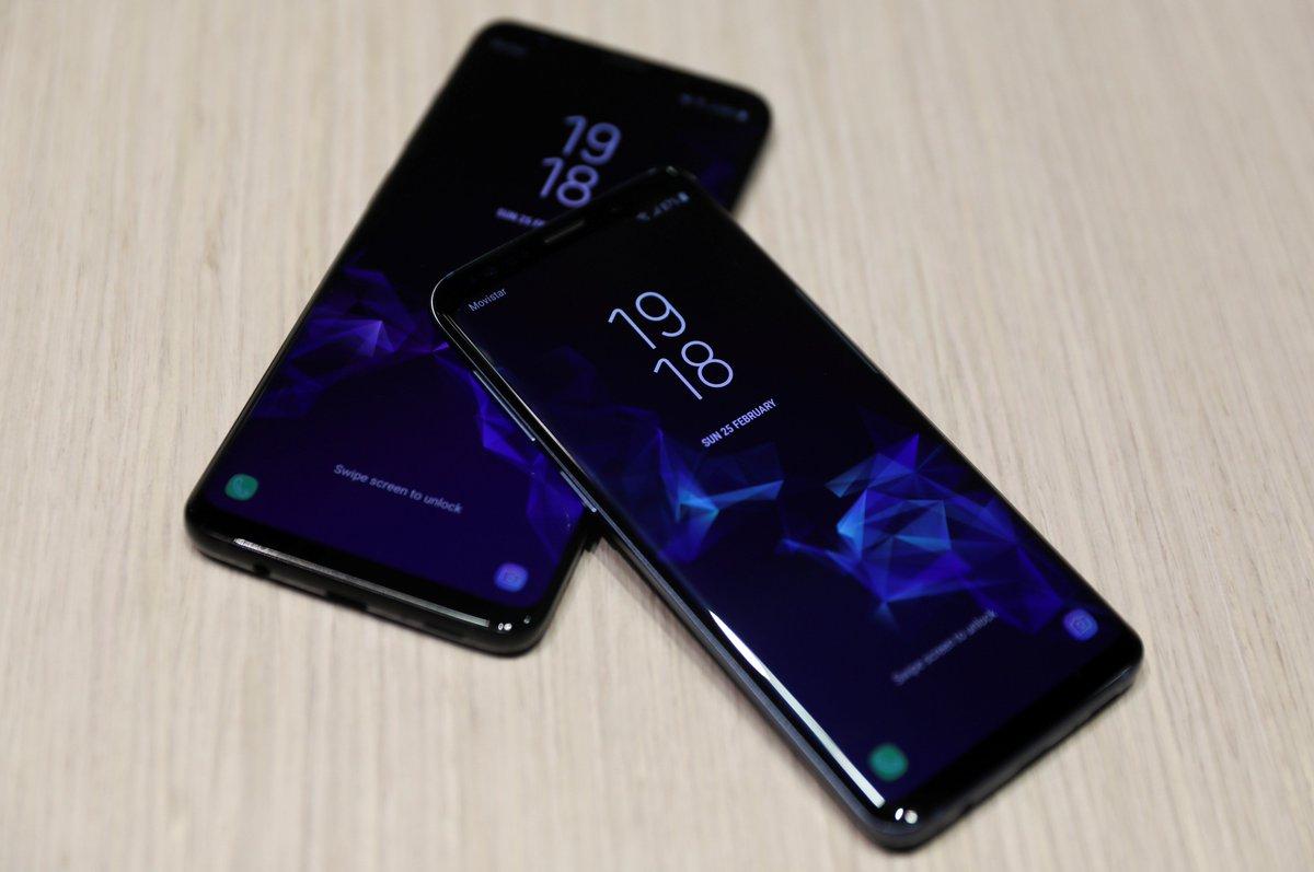 Samsung presenta su nuevo 'smartphone' insignia, rival del iPhone X https://t.co/v8EceJjqXw