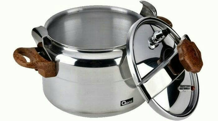Pressure Cooker OX-2004 Panci Presto Oxone Aluminium - 4 Liter CS1: 082231233135 CS2: 0818218742 BBM: D14D61AD WEB: http://www.larismu.com/ # Oxone ...