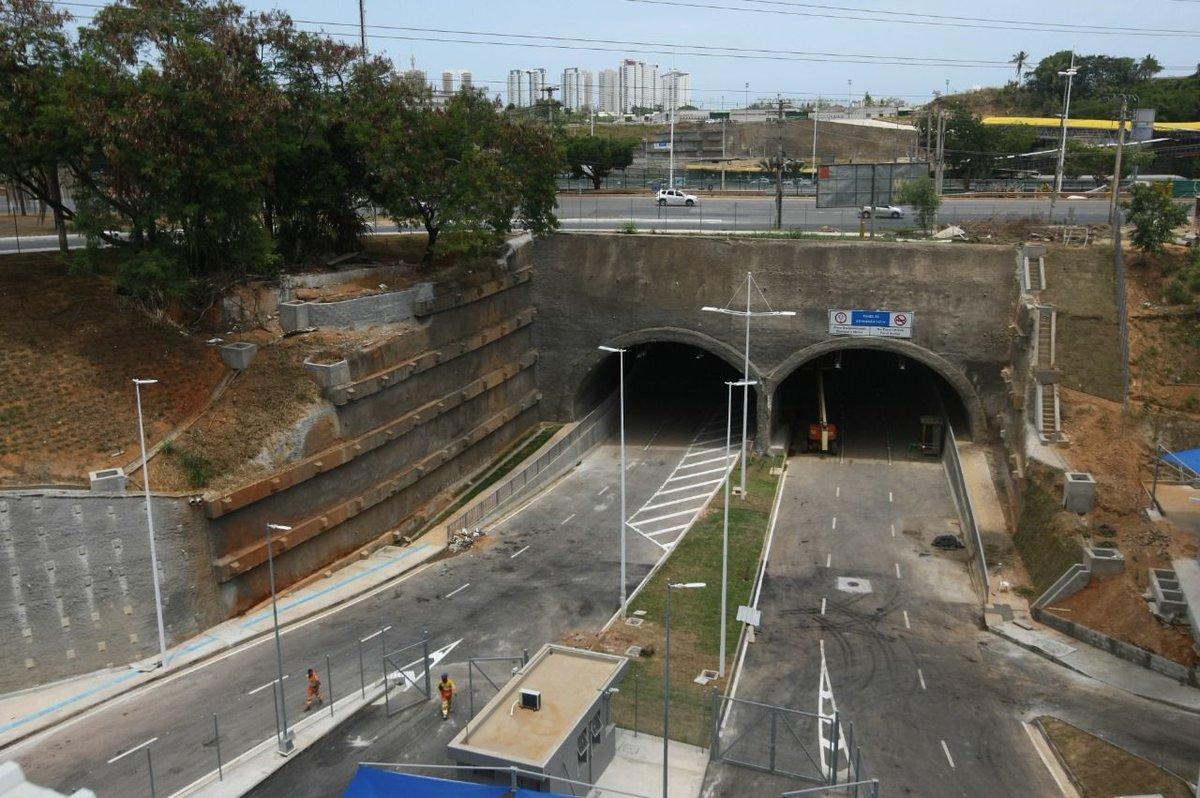 Obras de mobilidade do governo melhoraram 'visivelmente' trânsito em Salvador, diz Sedur https://t.co/7EinNHAW9i
