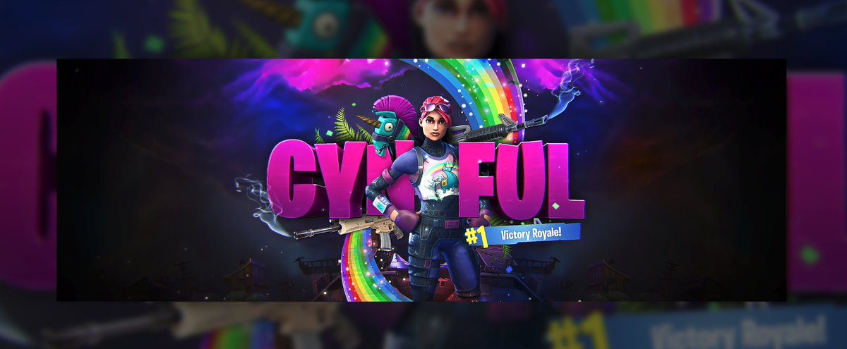 𝖊𝖓𝖋𝖑𝖎𝖈𝖙𝖙 On Twitter Header For Cynfxl Theme Fortnite